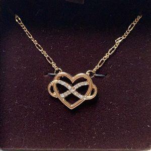 Infinity Necklace by Alora